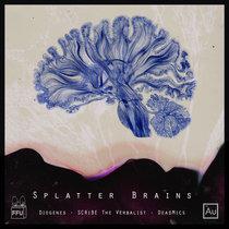 Splatter Brains cover art