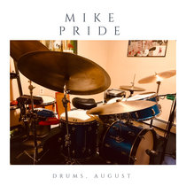 drums, august cover art