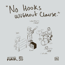 No Hooks Without Clause ft Anthony Paul cover art