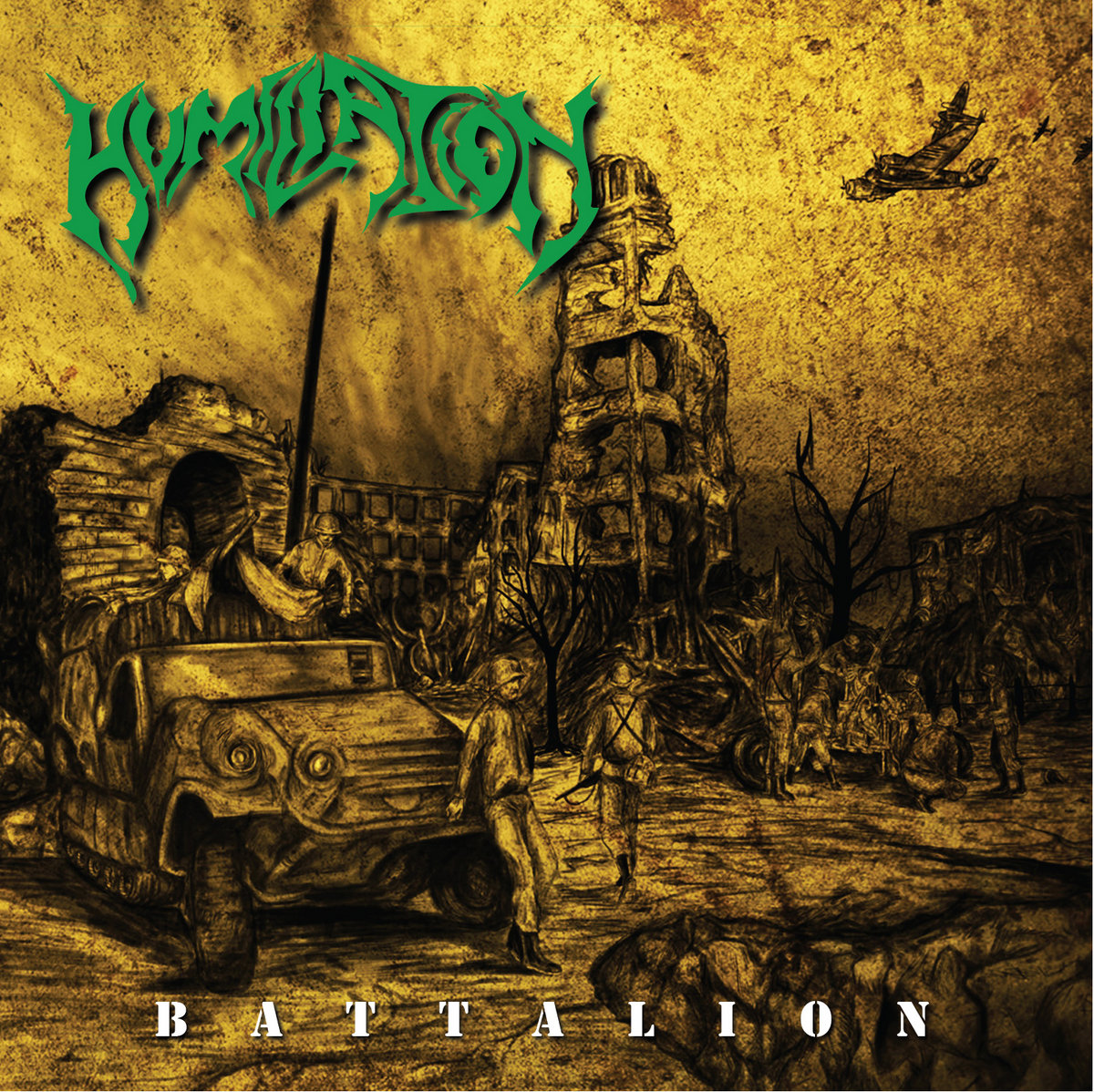 HUMILIATION – Battalion