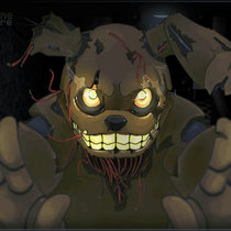 Frazbear's Freight: The Horror Attraction cover art