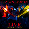 Live (Only Not) Cover Art