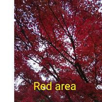 Michiru Aoyama「Red area」 cover art