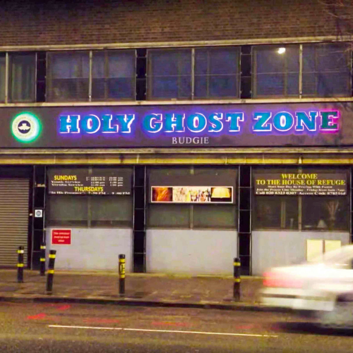 Holy Ghost Zone | Budgie