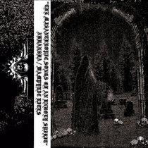 The Misanthropic Songs of an Unholy Spirit cover art