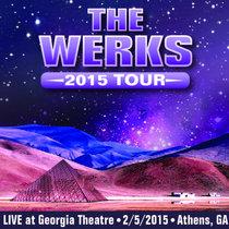 2.5.15 - Georgia Theatre - Athens, GA cover art