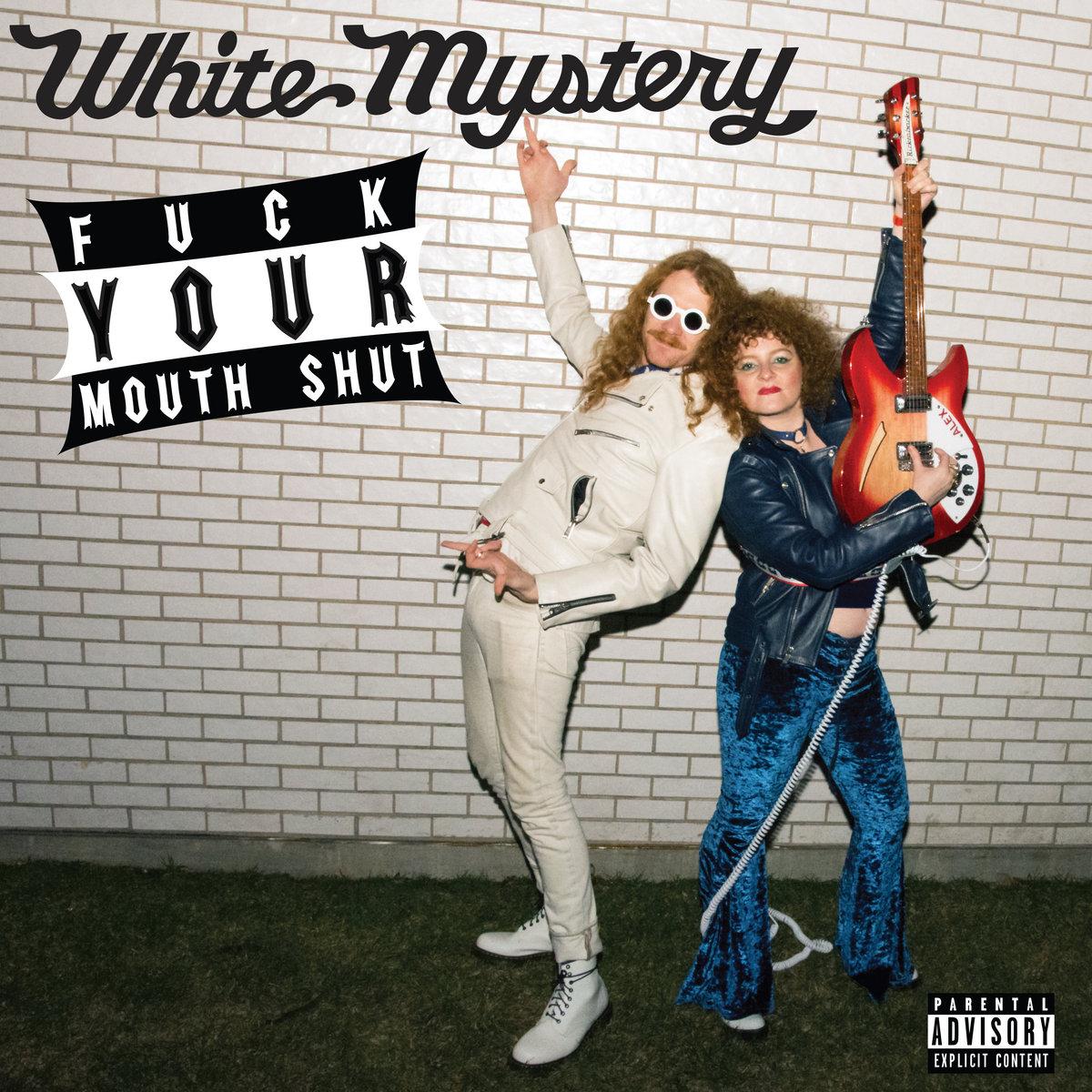 White shut