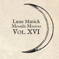 Moonlit Missive #16 cover art