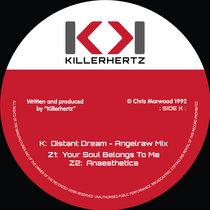 Killerhertz EP#2 cover art