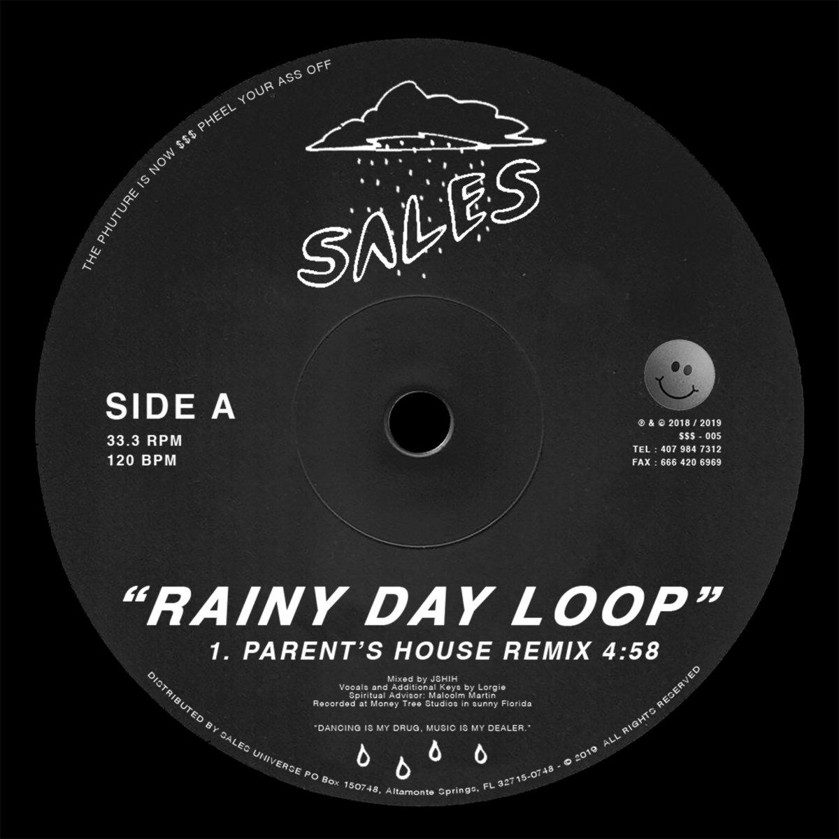 Rainy Day Loop (Parent's House Remix)   SALES
