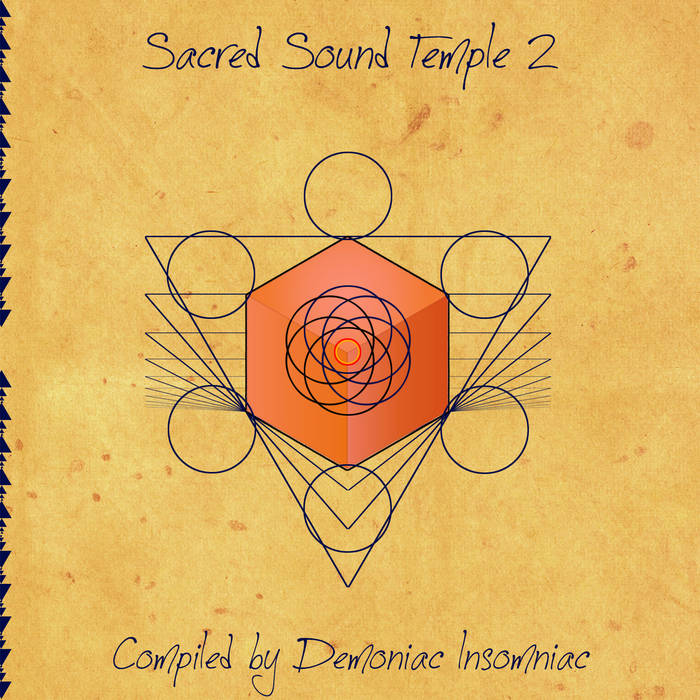Sacred Sound Temple 2 cover art