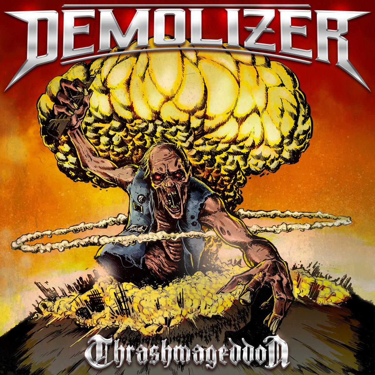 Thrashmageddon | Demolizer | Target Group