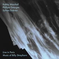 Strayhorn in Paris cover art