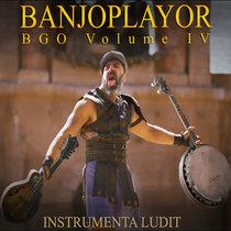 BGO - Volume 4 cover art