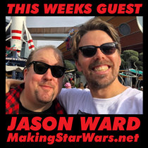 Live Call In Show - Ep 4 : Jason Ward of MakingStarWars.net - Star Wars Rebels, how and why people leak spoilers & much more BONUS SHOW cover art