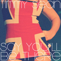 Say You'll Be There (Spice Girls cover) - Single cover art