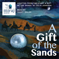 Listen for FREE. A Gift of the Sands (4+) cover art