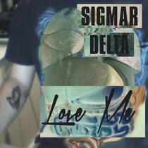 Love, Me. cover art