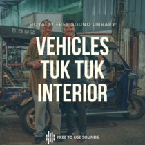 Tuk Tuk Interior Sounds At Night! Slow On Roads & Super Fast On Highways cover art