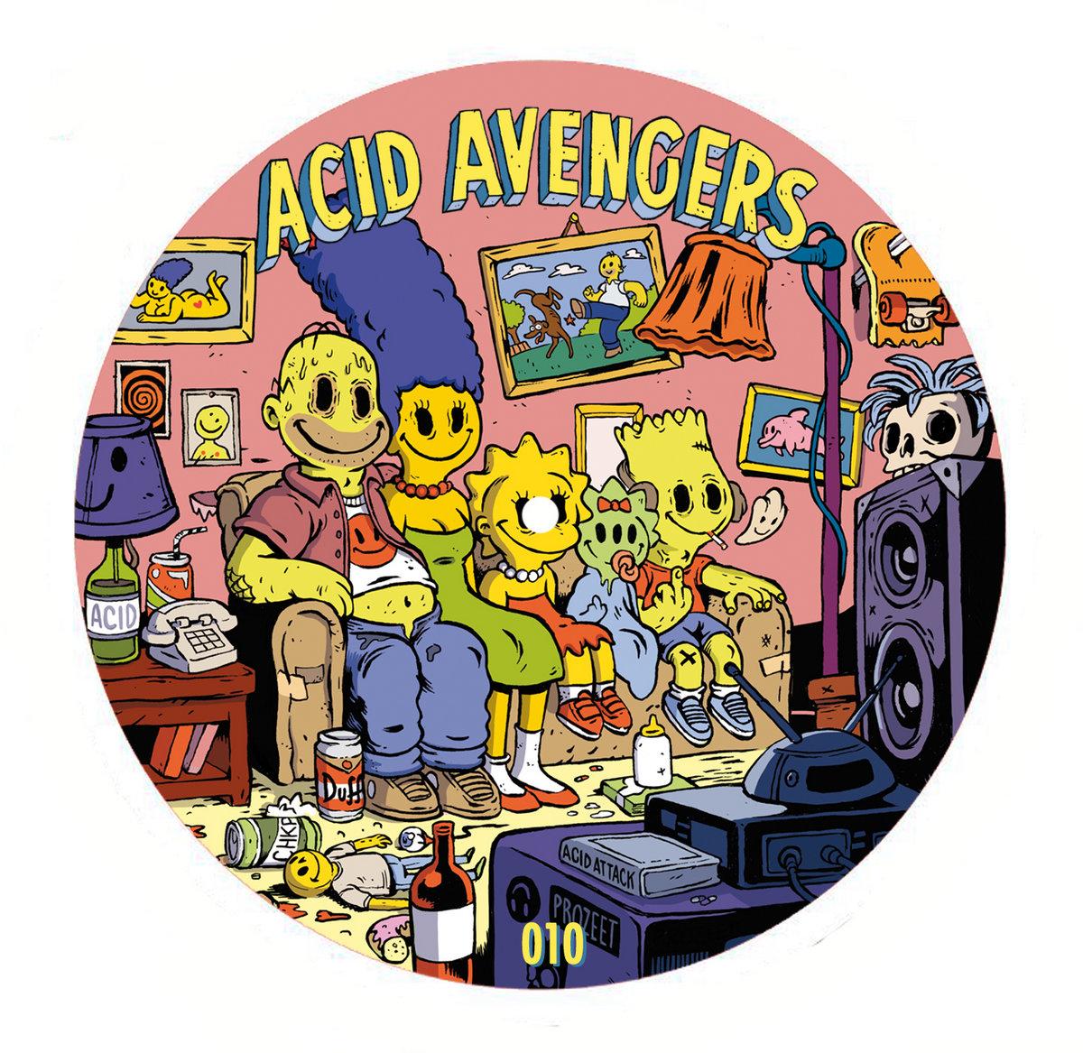 AAR010 - Acid Avengers 010 | T...