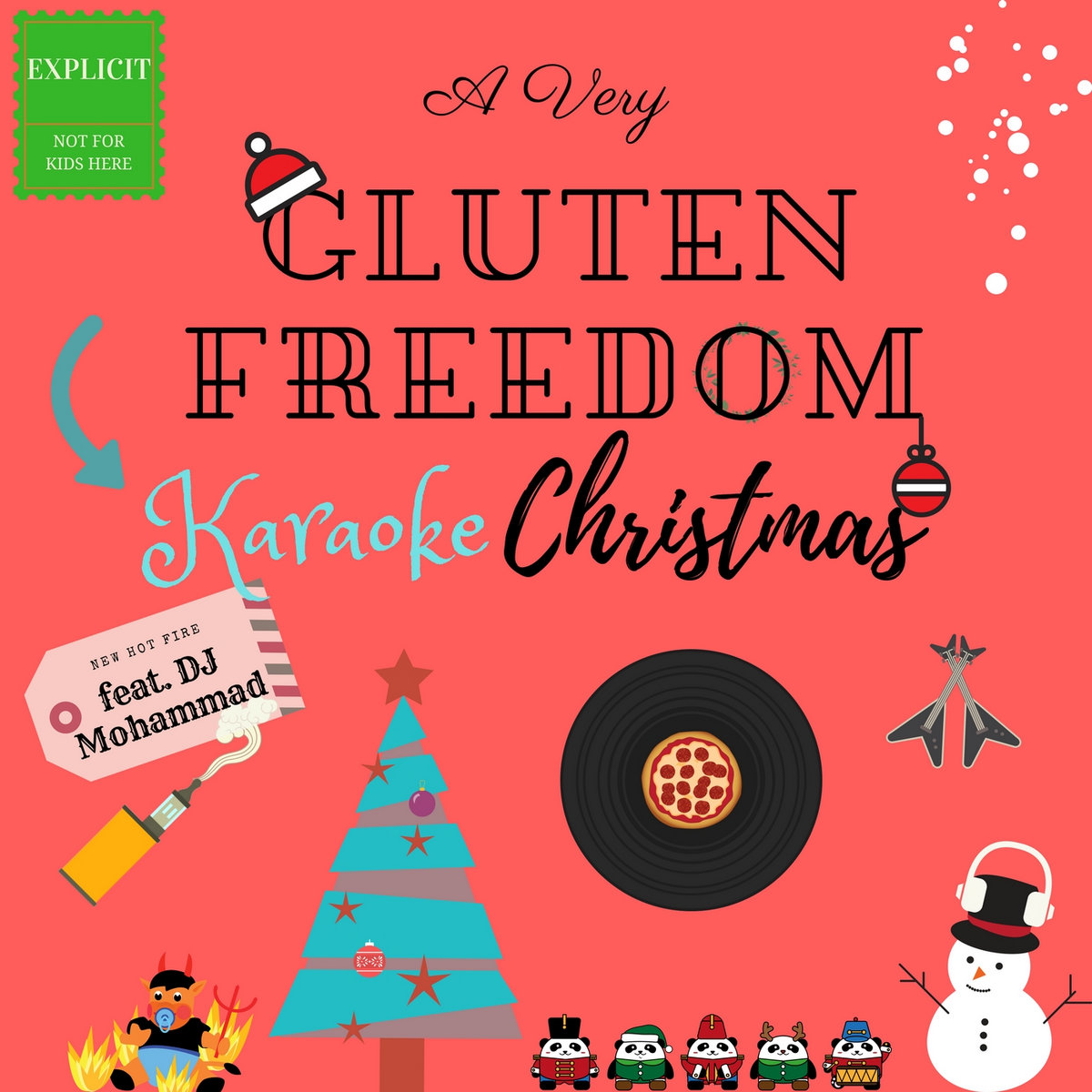 Merry Christmas (I Didn\'t Miss This) (Karaoke) | Gluten Freedom