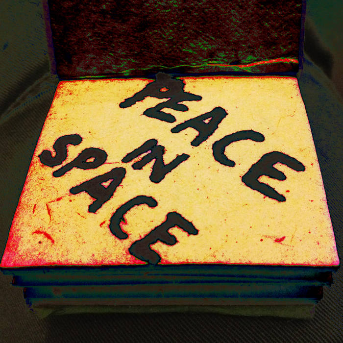 Peace In Space cover art
