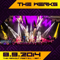8.9.2014 - Live at The Werk Out Festival - Set 1 cover art