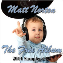 Free Sampler CD cover art