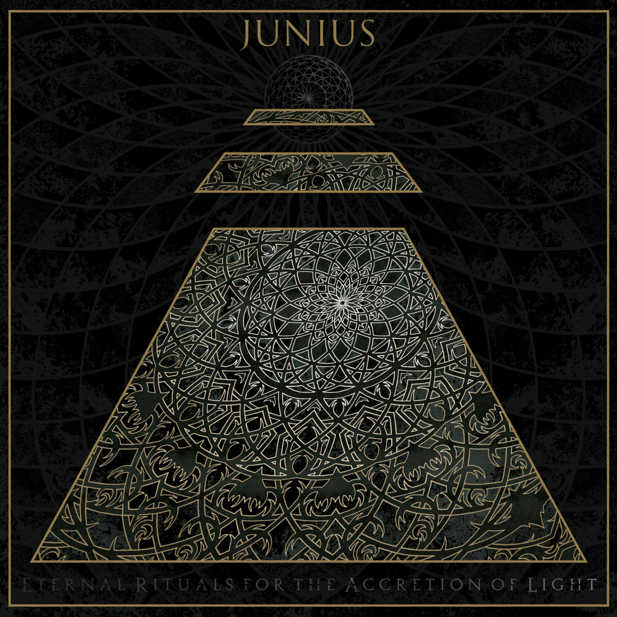 Image result for album art Junius: Eternal Rituals For The Accretion Of Light