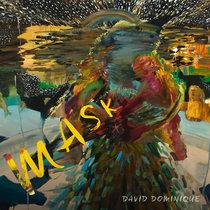 Mask cover art