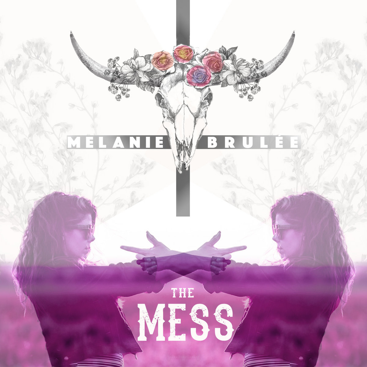 THE MESS (single) by Melanie Brulée
