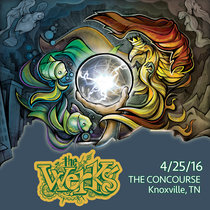 LIVE @ The Concourse - Knoxville, TN 4/25/16 cover art