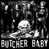 BUTCHER BABY debut EP Cover Art