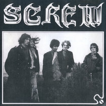 SCREW cover art