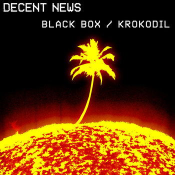 Black Box / Krokodil (Single) by Decent News