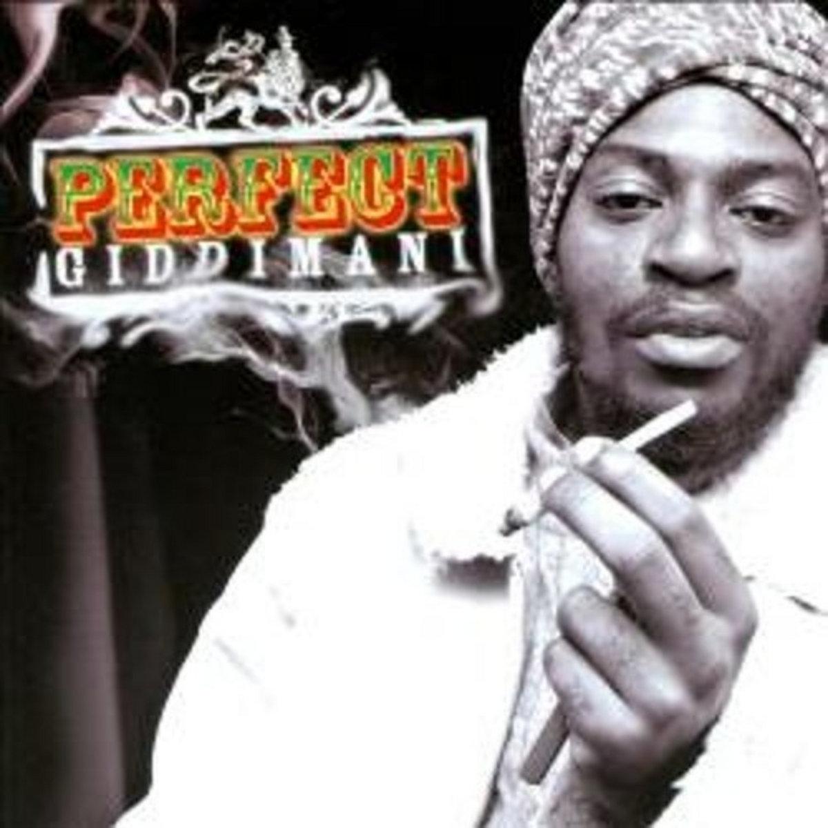 Billboard Reggae and Dancehall Artist/Producer Perfect Giddimani