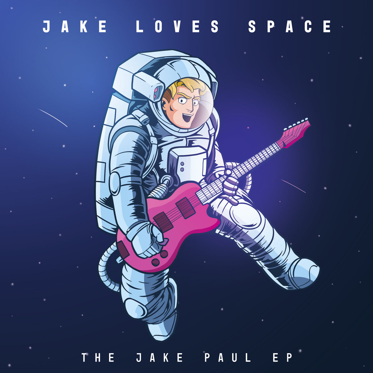 Jake Loves Space - The Jake Paul [EP] (2018)