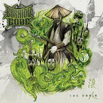 """Bushido Code - """"The Ronin"""" cover art"""