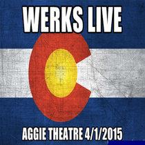 Live @ Aggie Theatre 4/1/15 cover art