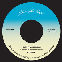 I Need You Baby cover art