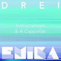 DREI Instrumentals & A Capellas cover art