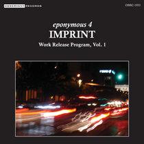 Work Release Program, Vol. 1: Imprint cover art