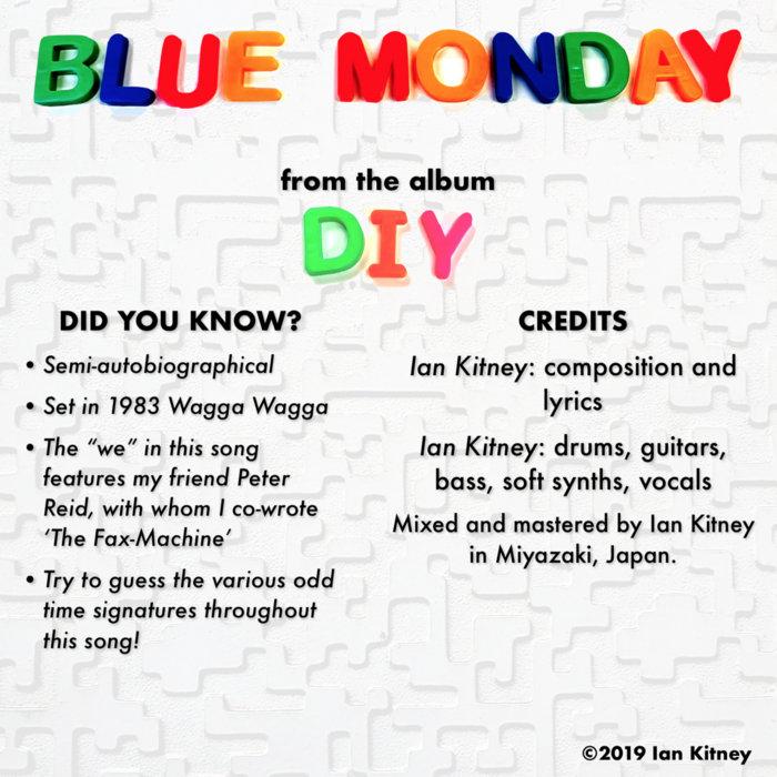 Blue Monday (Orgy) | New Order Wiki | Fandom