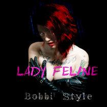 Lady Feline featuring Faye Rochelle & Frank Frightful cover art