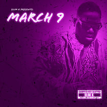 March 9th cover art