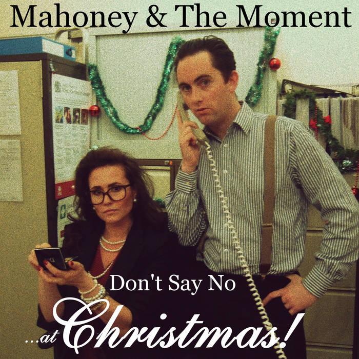 Don't Say No.. at Christmas! cover art