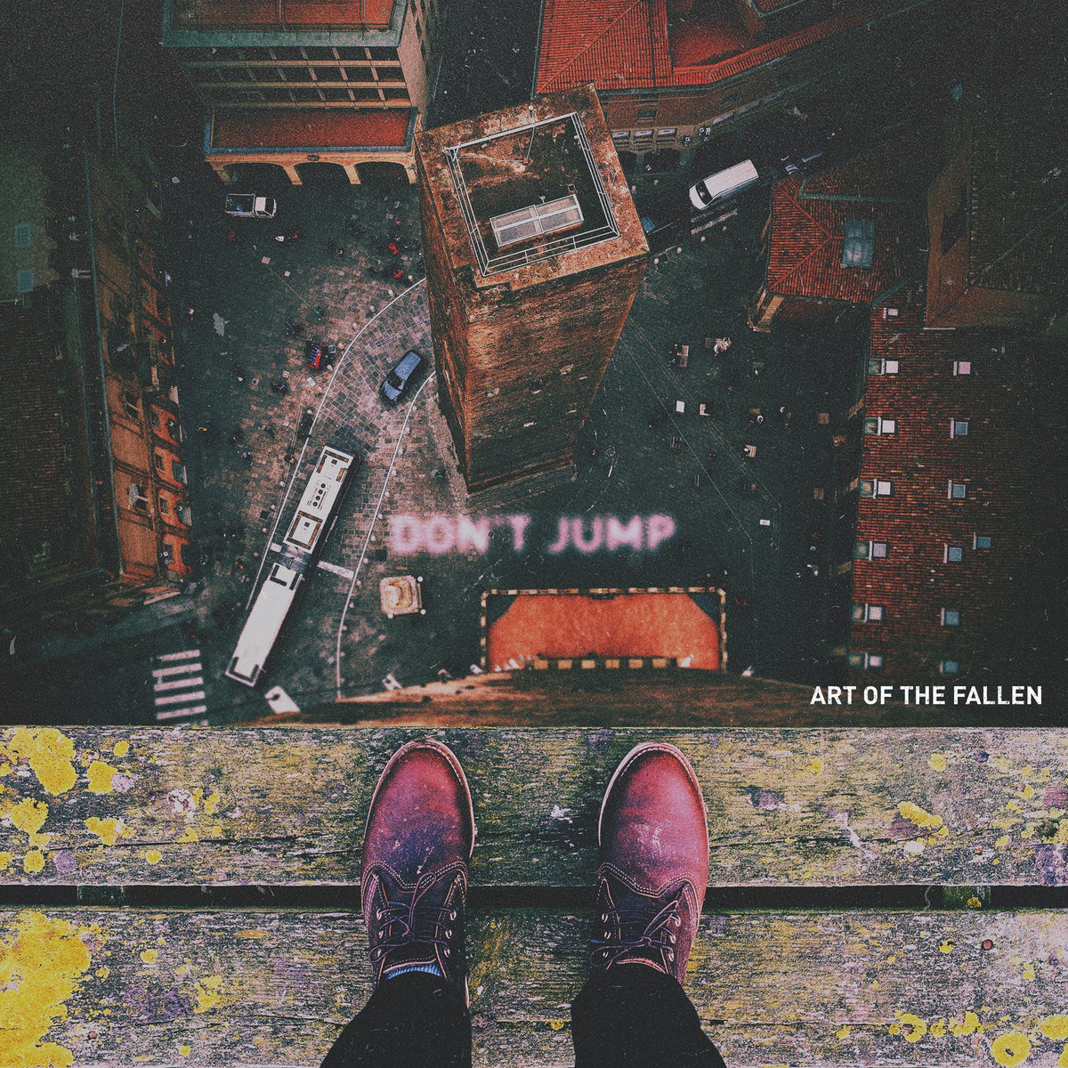 Art of the Fallen - Don't Jump [EP] (2018)