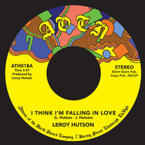 I Think I'm Falling In Love cover art