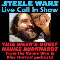 Live Call In Show – Ep 12 : Hawes Burkhardt - Your Rogue One calls ADVERT FREE cover art