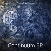 Continuum EP cover art